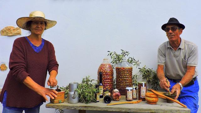 Tapas Erlebnis mit Besuch traditioneller Landwirte
