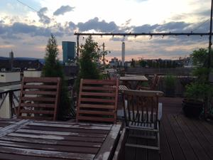 Unforgettable great moments: Barbecue party on the roof of Zurich