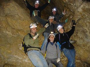 Unforgettable great moments: Cave Tour through the mysterious Nidenloch
