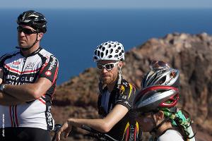 Unforgettable great moments: Professional mountain bike tour to Las Hermosas
