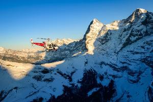 Unvergessliche großartige Momente: Helikopter-Rundflug mit exklusivem Blick auf Rigi und Pilatus