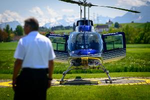 Unforgettable great moments: Helicopter tour with an exclusive view on Mt. Rigi & Mt. Pilatus