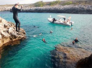 Unvergessliche großartige Momente: Abenteuer- und Schnorchelausflug in die Piratenhöhle