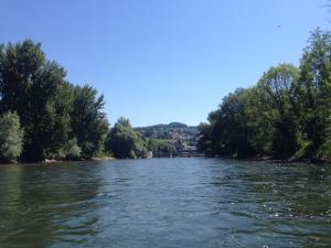 Unforgettable great moments: Rubber boat in the heart of Zurich