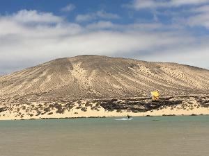Unvergessliche großartige Momente: Kitesurfen Privatunterricht auf Fuerteventura