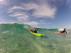Unforgettable great moments: Unforgettable surfing adventure on Fuerteventura