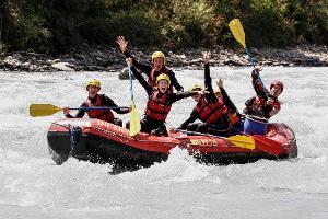 Unvergessliche großartige Momente: Naturwunder Rheinschlucht, Abenteuer Pur !
