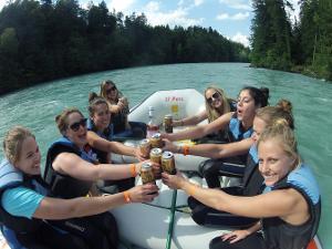 Unvergessliche großartige Momente: Atemberaubende Flussfahrt von Thun nach Bern