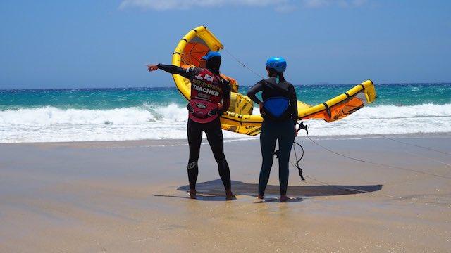 The best kite spots on Fuerteventura